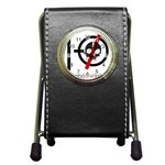 Twenty One Pilots Skull Pen Holder Desk Clocks Front