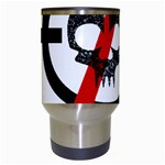 Twenty One Pilots Skull Travel Mugs (White) Center