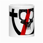 Twenty One Pilots Skull Morph Mugs Center