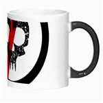 Twenty One Pilots Skull Morph Mugs Right