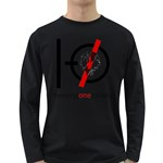 Twenty One Pilots Skull Long Sleeve Dark T-Shirts Front