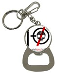 Twenty One Pilots Skull Bottle Opener Key Chains Front