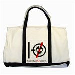 Twenty One Pilots Skull Two Tone Tote Bag Front