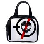 Twenty One Pilots Skull Classic Handbags (One Side) Front