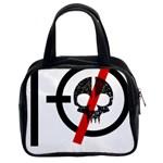 Twenty One Pilots Skull Classic Handbags (2 Sides) Front