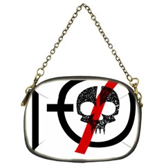 Twenty One Pilots Skull Chain Purses (One Side)
