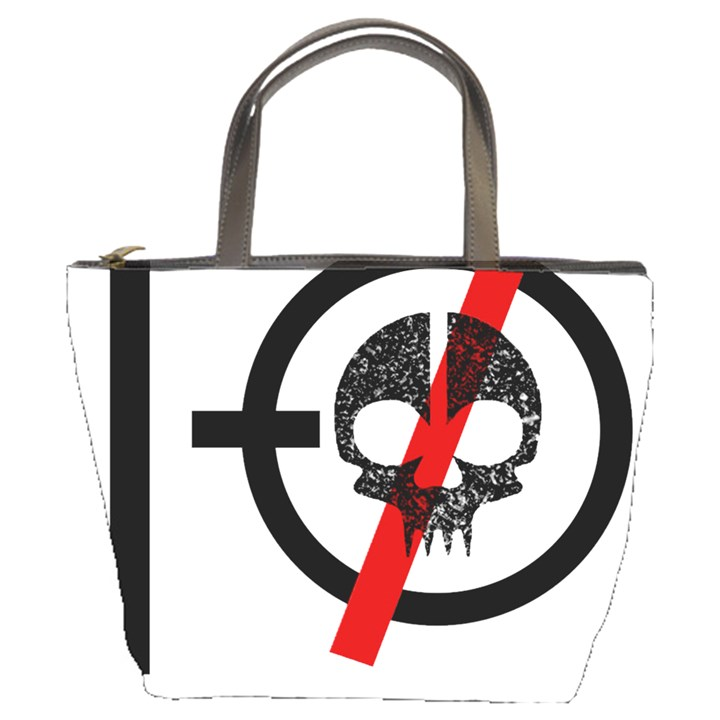 Twenty One Pilots Skull Bucket Bags