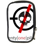 Twenty One Pilots Skull Compact Camera Cases Front
