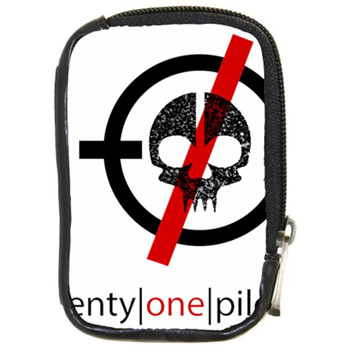 Twenty One Pilots Skull Compact Camera Cases