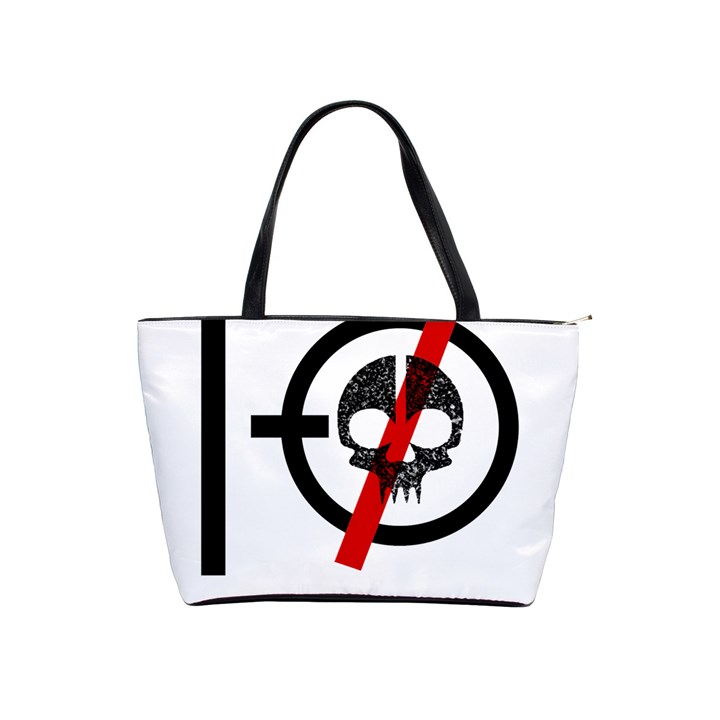 Twenty One Pilots Skull Shoulder Handbags