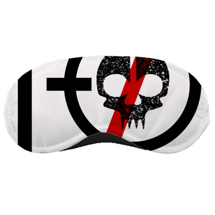 Twenty One Pilots Skull Sleeping Masks