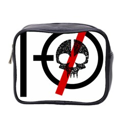 Twenty One Pilots Skull Mini Toiletries Bag 2-Side