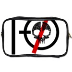 Twenty One Pilots Skull Toiletries Bags Front