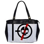 Twenty One Pilots Skull Office Handbags Front