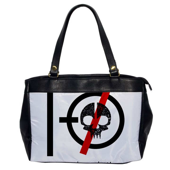 Twenty One Pilots Skull Office Handbags