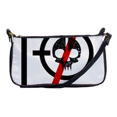 Twenty One Pilots Skull Shoulder Clutch Bags