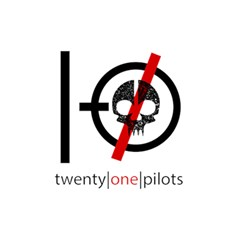 Twenty One Pilots Skull 5.5  x 8.5  Notebooks