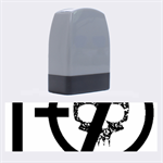 Twenty One Pilots Skull Name Stamps 1.4 x0.5  Stamp