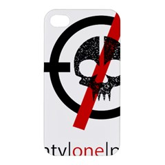 Twenty One Pilots Skull Apple Iphone 4/4s Hardshell Case