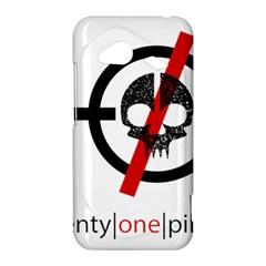 Twenty One Pilots Skull HTC Droid Incredible 4G LTE Hardshell Case