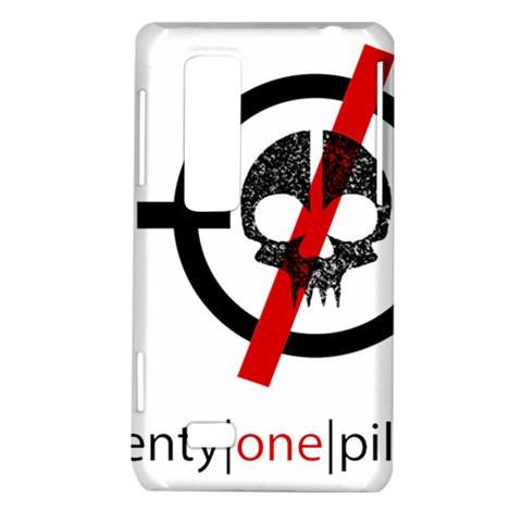Twenty One Pilots Skull LG Optimus Thrill 4G P925