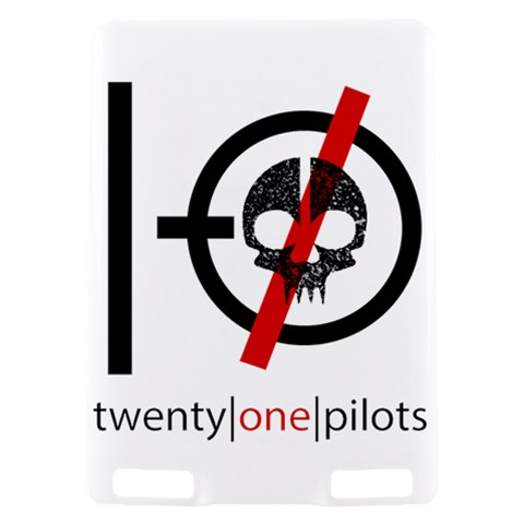 Twenty One Pilots Skull Kindle Touch 3G