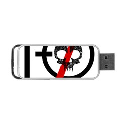 Twenty One Pilots Skull Portable USB Flash (Two Sides)