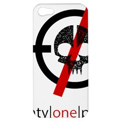 Twenty One Pilots Skull Apple iPhone 5 Hardshell Case