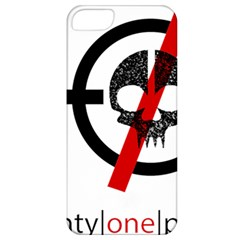Twenty One Pilots Skull Apple iPhone 5 Classic Hardshell Case