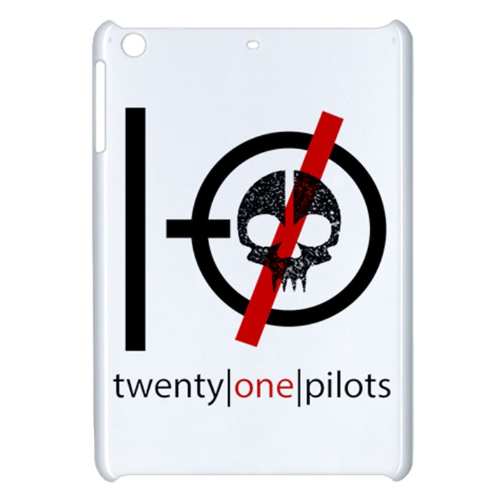 Twenty One Pilots Skull Apple iPad Mini Hardshell Case