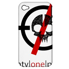 Twenty One Pilots Skull Apple Iphone 4/4s Hardshell Case (pc+silicone)