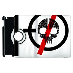 Twenty One Pilots Skull Apple Ipad 3/4 Flip 360 Case