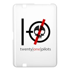 Twenty One Pilots Skull Kindle Fire HD 8.9
