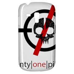 Twenty One Pilots Skull Samsung Galaxy S3 MINI I8190 Hardshell Case