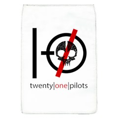 Twenty One Pilots Skull Flap Covers (l)