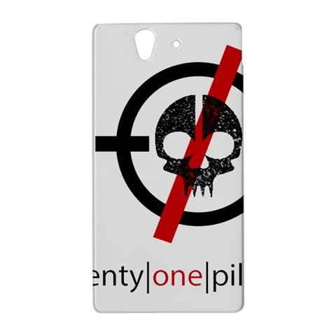 Twenty One Pilots Skull Sony Xperia Z