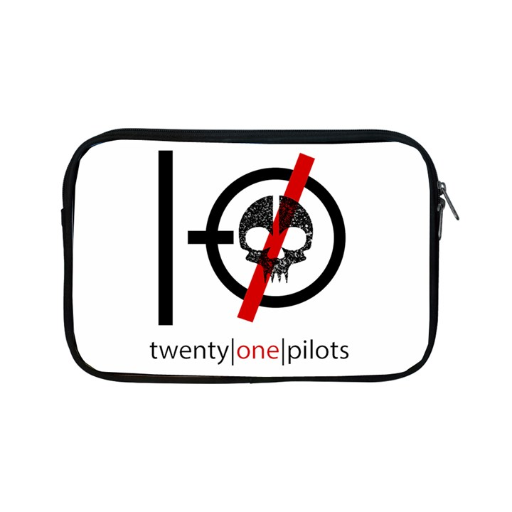 Twenty One Pilots Skull Apple iPad Mini Zipper Cases
