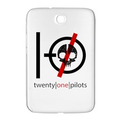 Twenty One Pilots Skull Samsung Galaxy Note 8 0 N5100 Hardshell Case