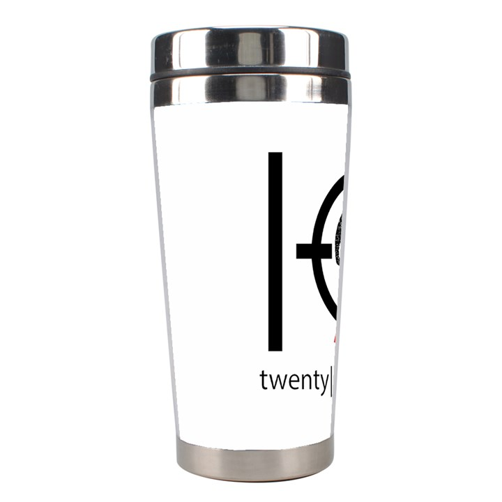 Twenty One Pilots Skull Stainless Steel Travel Tumblers