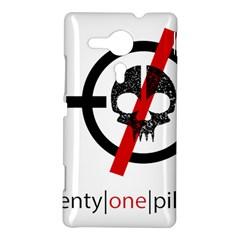 Twenty One Pilots Skull Sony Xperia SP