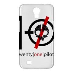 Twenty One Pilots Skull Samsung Galaxy Mega 6 3  I9200 Hardshell Case