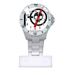 Twenty One Pilots Skull Plastic Nurses Watch