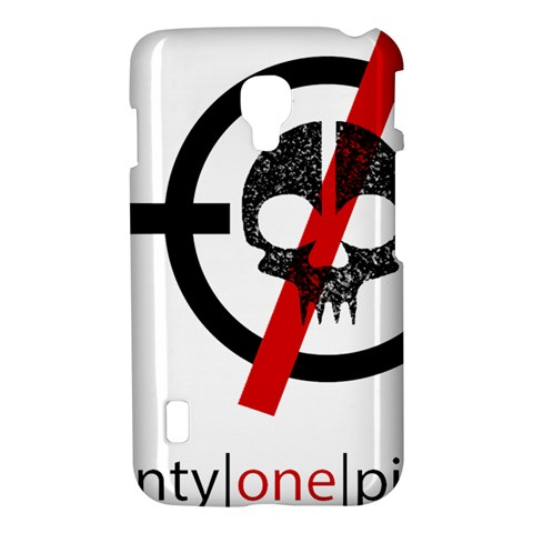 Twenty One Pilots Skull LG Optimus L7 II