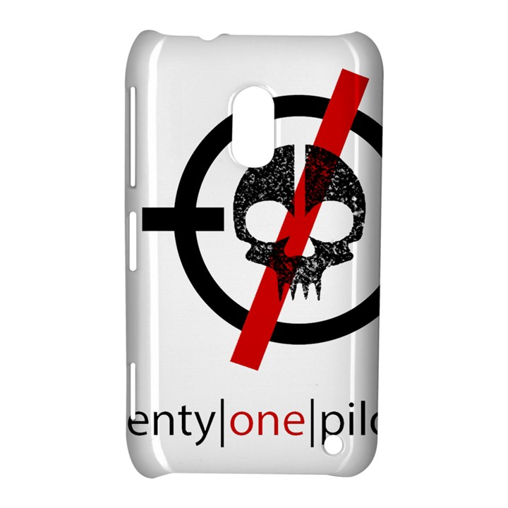 Twenty One Pilots Skull Nokia Lumia 620