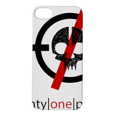 Twenty One Pilots Skull Apple iPhone 5S/ SE Hardshell Case