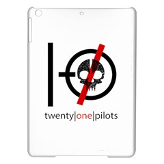 Twenty One Pilots Skull Ipad Air Hardshell Cases