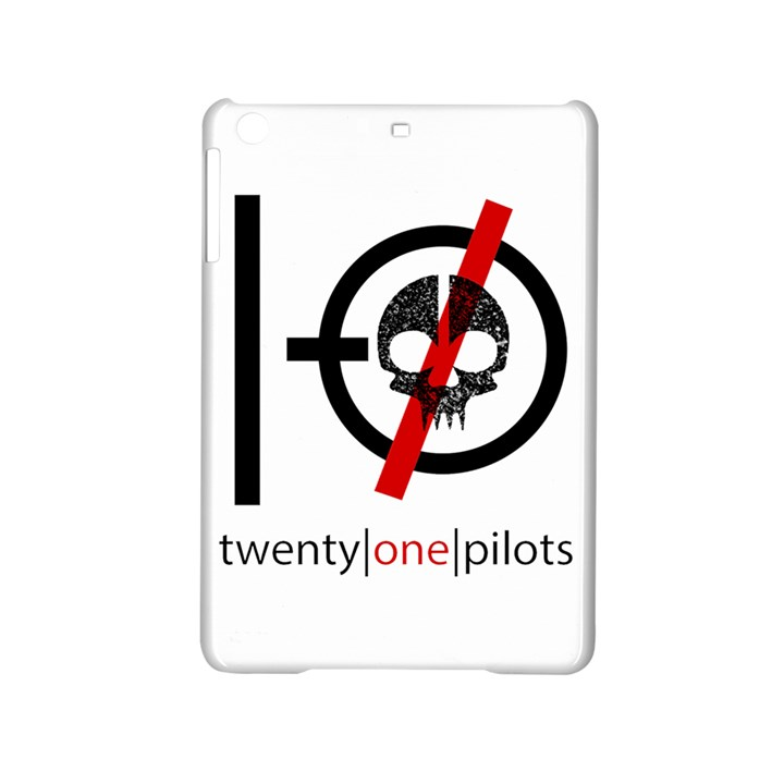 Twenty One Pilots Skull iPad Mini 2 Hardshell Cases