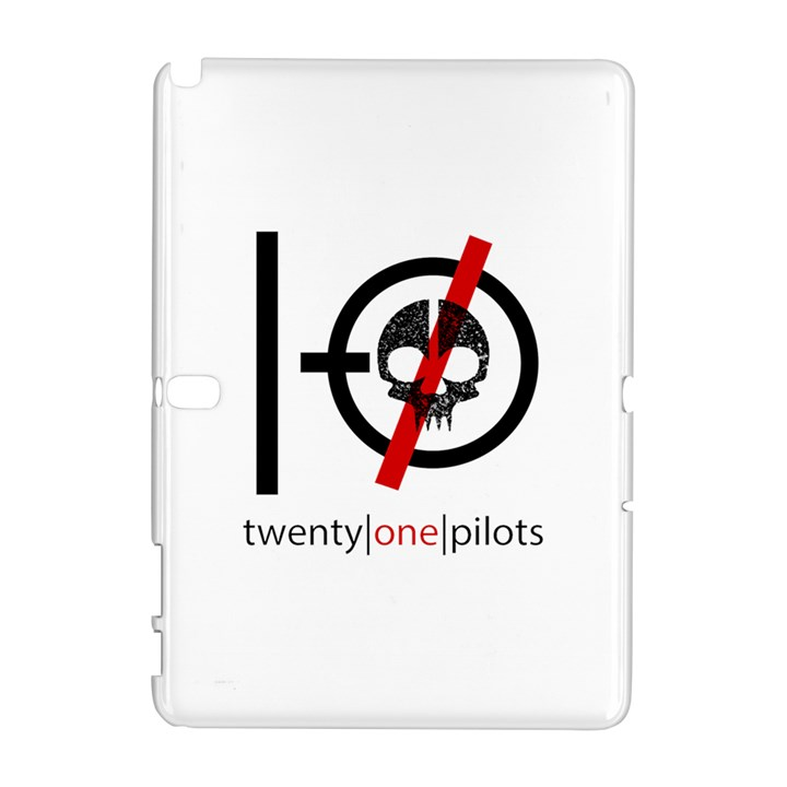 Twenty One Pilots Skull Samsung Galaxy Note 10.1 (P600) Hardshell Case