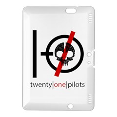 Twenty One Pilots Skull Kindle Fire HDX 8.9  Hardshell Case