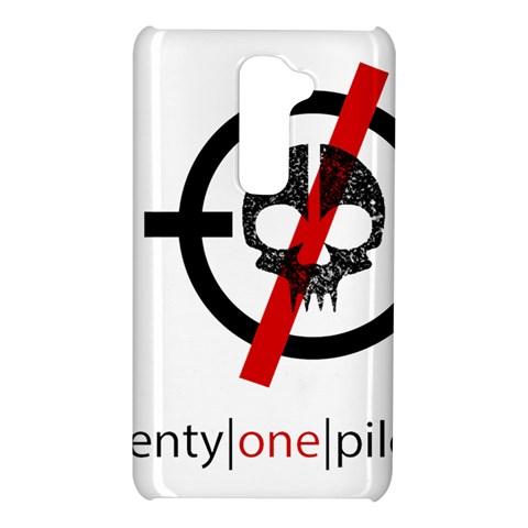 Twenty One Pilots Skull LG G2